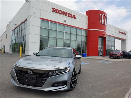 2018 Honda Accord Sport (Stk: 21-175A) in Stouffville - Image 1 of 16