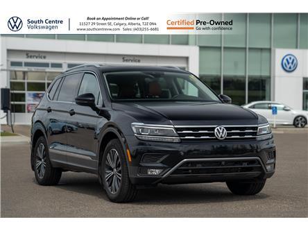 2018 Volkswagen Tiguan Highline (Stk: 10133A) in Calgary - Image 1 of 44