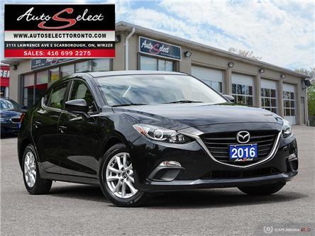 2016 Mazda Mazda3 GS (Stk: 16M7TY31) in Scarborough - Image 1 of 28
