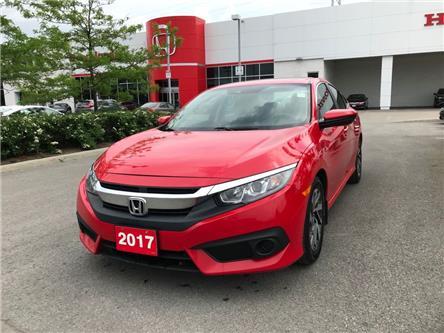 2017 Honda Civic EX (Stk: VA4224) in Ottawa - Image 1 of 18
