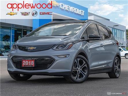 2018 Chevrolet Bolt EV Premier (Stk: 134523P) in Mississauga - Image 1 of 27