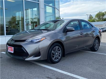 2017 Toyota Corolla LE (Stk: W5366) in Cobourg - Image 1 of 22