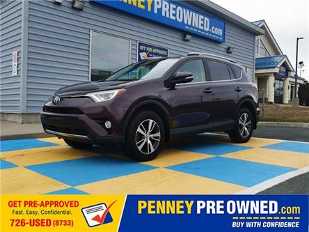 2017 Toyota RAV4 XLE (Stk: 39955A) in Mount Pearl - Image 1 of 16