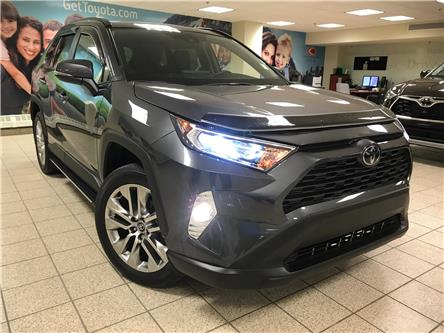 2019 Toyota RAV4 XLE (Stk: 210875A) in Calgary - Image 1 of 21