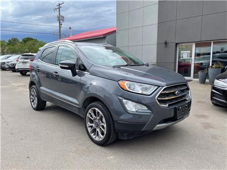 2020 Ford EcoSport Titanium (Stk: 14983) in Regina - Image 1 of 4