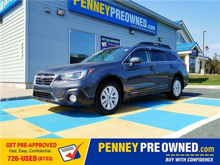 2019 Subaru Outback 3.6R Limited (Stk: 40139A) in Mount Pearl - Image 1 of 17
