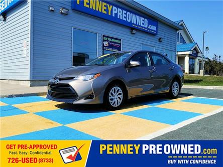2017 Toyota Corolla LE (Stk: LP5993) in Mount Pearl - Image 1 of 14