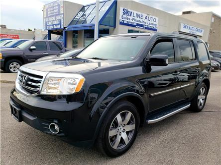 2012 Honda Pilot Touring (Stk: ) in Concord - Image 1 of 24