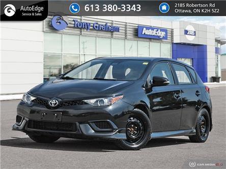 2017 Toyota Corolla iM Base (Stk: A0730) in Ottawa - Image 1 of 28