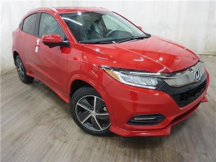 2020 Honda HR-V Touring (Stk: 2090023) in Calgary - Image 1 of 20