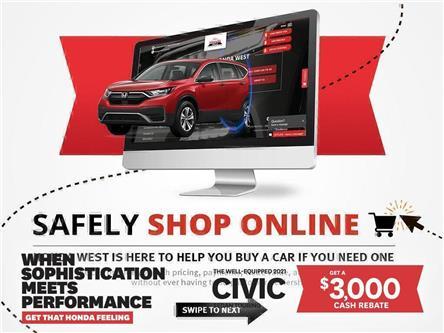 2021 Honda Civic Touring (Stk: 2134006) in Calgary - Image 1 of 2