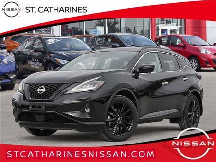 2021 Nissan Murano Midnight Edition (Stk: MU21022) in St. Catharines - Image 1 of 23