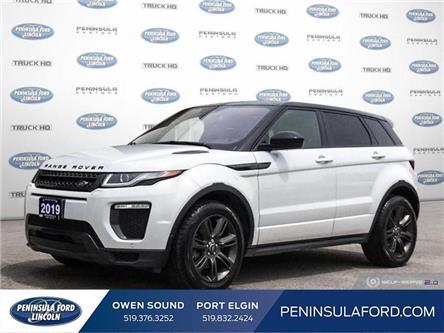 2019 Land Rover Range Rover Evoque LANDMARK SPECIAL EDITION (Stk: 21RA30B) in Owen Sound - Image 1 of 25