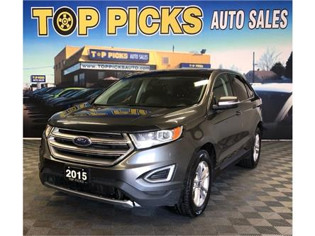 2015 Ford Edge SEL (Stk: B07344) in NORTH BAY - Image 1 of 28