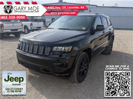 2021 Jeep Grand Cherokee Laredo (Stk: F212617) in Lacombe - Image 1 of 19