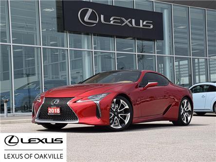2018 Lexus LC 500 Base (Stk: UC8198) in Oakville - Image 1 of 29