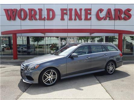 2016 Mercedes-Benz E-Class Base (Stk: 17826) in Toronto - Image 1 of 23