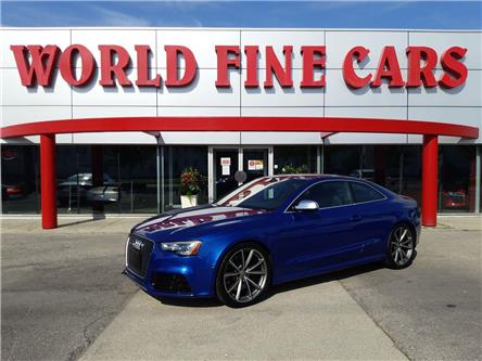 2014 Audi RS 5 4.2 (Stk: 17827) in Toronto - Image 1 of 23
