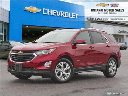 2018 Chevrolet Equinox LT (Stk: 099273A) in Oshawa - Image 1 of 35