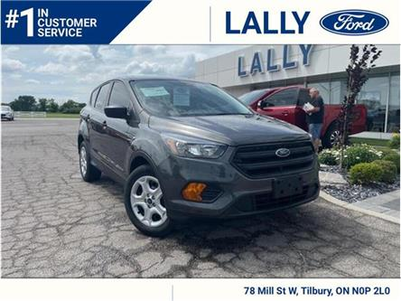2018 Ford Escape S (Stk: 27698A) in Tilbury - Image 1 of 11