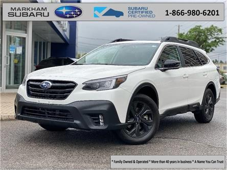 2021 Subaru Outback Outdoor XT (Stk: M-9827) in Markham - Image 1 of 26