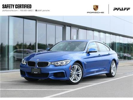 2019 BMW 440i xDrive Gran Coupe (Stk: P16935A) in Vaughan - Image 1 of 30