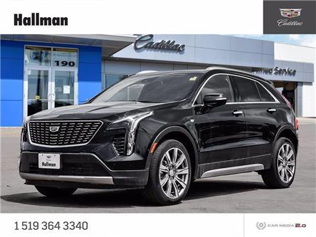 2021 Cadillac XT4 Premium Luxury (Stk: 21102) in Hanover - Image 1 of 22