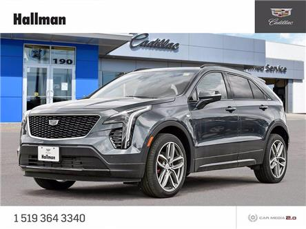 2021 Cadillac XT4 Sport (Stk: 21185) in Hanover - Image 1 of 22