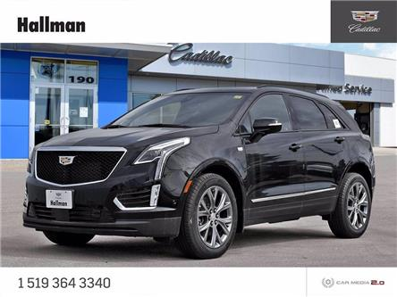 2021 Cadillac XT5 Sport (Stk: 21258) in Hanover - Image 1 of 22