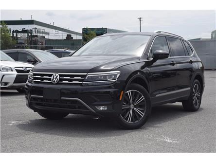 2018 Volkswagen Tiguan Highline (Stk: 18-SM421A) in Ottawa - Image 1 of 26