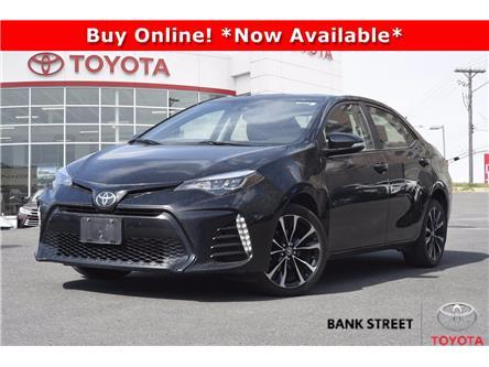 2017 Toyota Corolla SE (Stk: 19-L28920) in Ottawa - Image 1 of 25