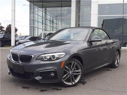 2018 BMW 230i xDrive (Stk: 14079A) in Gloucester - Image 1 of 13