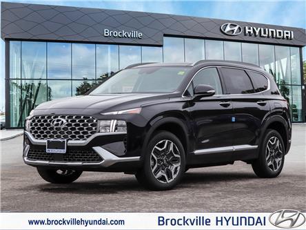 2021 Hyundai Santa Fe HEV Luxury (Stk: R21309) in Brockville - Image 1 of 24
