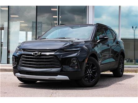2021 Chevrolet Blazer True North (Stk: 11516) in Sarnia - Image 1 of 30