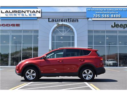 2015 Toyota RAV4 XLE (Stk: BC0150A) in Greater Sudbury - Image 1 of 28