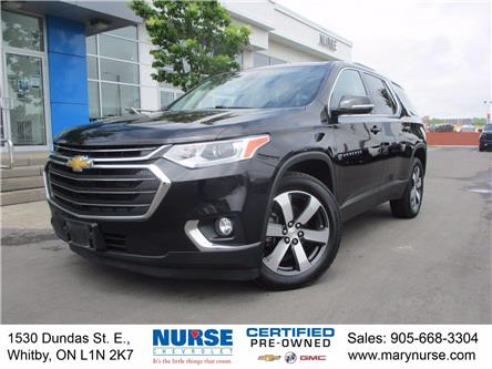 2018 Chevrolet Traverse 3LT (Stk: 10X543) in Whitby - Image 1 of 30