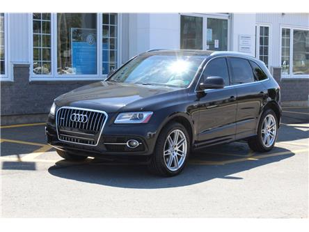 2013 Audi Q5 hybrid Base (Stk: P21-18A) in Fredericton - Image 1 of 29