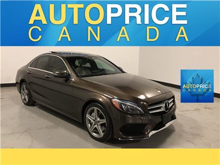 2017 Mercedes-Benz C-Class Base (Stk: H3048) in Mississauga - Image 1 of 27