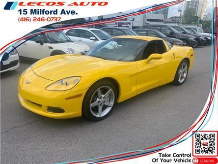 2008 Chevrolet Corvette Base (Stk: 130270) in Toronto - Image 1 of 6