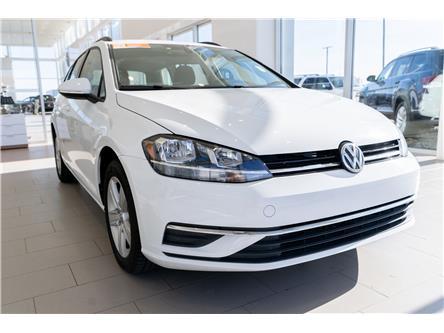 2019 Volkswagen Golf SportWagen 1.8 TSI Comfortline (Stk: V7772) in Saskatoon - Image 1 of 5