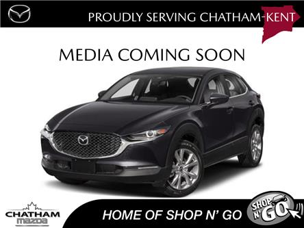 2021 Mazda CX-30 GS (Stk: NM3518) in Chatham - Image 1 of 10