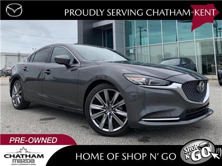 2018 Mazda MAZDA6 Signature (Stk: UM2626) in Chatham - Image 1 of 26