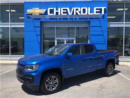 2021 Chevrolet Colorado WT (Stk: 21292) in Ste-Marie - Image 1 of 7