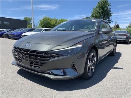 2021 Hyundai Elantra  (Stk: S20504) in Ottawa - Image 1 of 19