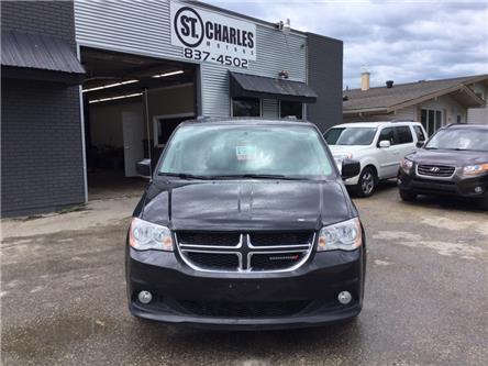 2013 Dodge Grand Caravan Crew (Stk: ) in Winnipeg - Image 1 of 20