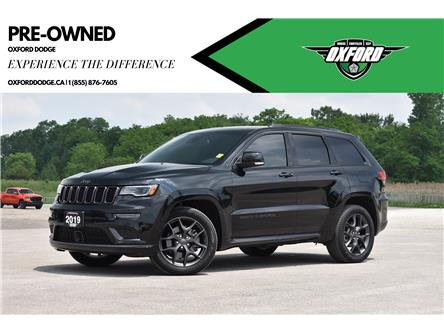 2019 Jeep Grand Cherokee Limited (Stk: U9639A) in London - Image 1 of 23