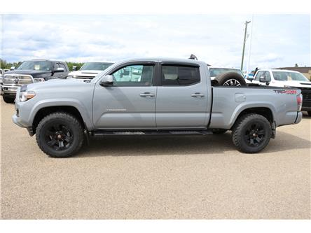 2021 Toyota Tacoma Base (Stk: MP105) in Rocky Mountain House - Image 1 of 17