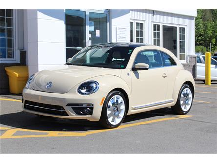 2019 Volkswagen Beetle Wolfsburg Edition (Stk: P21-42) in Fredericton - Image 1 of 27