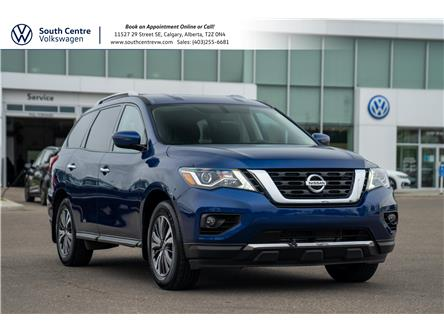 2017 Nissan Pathfinder SV (Stk: 10247A) in Calgary - Image 1 of 41