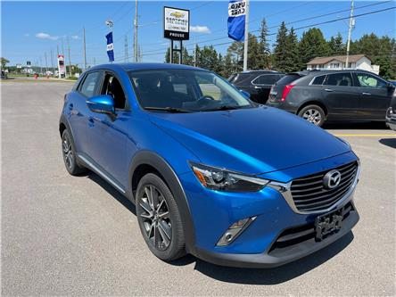 2016 Mazda CX-3 GT (Stk: 5663-21A) in Sault Ste. Marie - Image 1 of 14